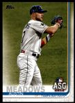 2019 Topps Update #136  Austin Meadows  Front Thumbnail