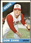 1966 Topps #233  Dom Zanni  Front Thumbnail