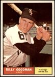 1961 Topps #247  Billy Goodman  Front Thumbnail
