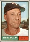 1961 Topps #90  Jerry Staley  Front Thumbnail