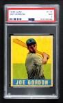 1948 Leaf #117  Joe Gordon  Front Thumbnail