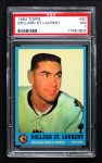 1962 Topps #30  Dollard St. Laurent  Front Thumbnail