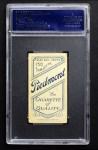 1909 T206  Eddie Cicotte  Back Thumbnail