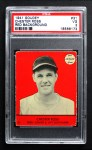 1941 Goudey #31  Chester Ross  Front Thumbnail