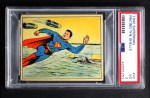 1940 Superman #40   Racing the Shells Front Thumbnail