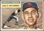 1956 Topps #77  Harvey Haddix  Front Thumbnail