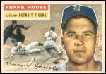 1956 Topps #32  Frank House  Front Thumbnail