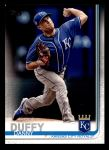 2019 Topps #87  Danny Duffy   Front Thumbnail