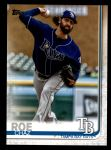 2019 Topps #405  Chaz Roe   Front Thumbnail