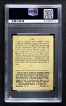 1914 Cracker Jack #125  Bert Niehoff  Back Thumbnail