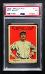 1914 Cracker Jack #125  Bert Niehoff  Front Thumbnail