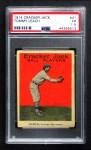 1914 Cracker Jack #41  Tommy Leach  Front Thumbnail