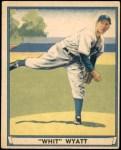 1941 Play Ball #55  Whitlow Wyatt  Front Thumbnail