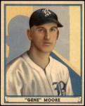 1941 Play Ball #25  Gene Moore  Front Thumbnail