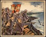 1938 Horrors of War #208   Insurgents Plant Their Banner at the Sea Front Thumbnail