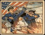 1938 Horrors of War #53   Bomb Wounds the Panay Commander Front Thumbnail