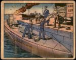 1938 Horrors of War #275   Loyalists Adopt Submarine Mail Service Front Thumbnail