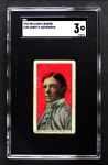 1910 E103 Williams Caramel  Christy Mathewson  Front Thumbnail