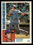 1984 Topps Traded #97  Randy Ready  Front Thumbnail