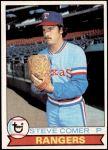1979 Topps #463  Steve Comer  Front Thumbnail
