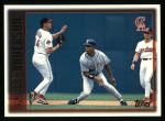 1997 Topps #24  Garret Anderson  Front Thumbnail