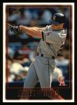 1997 Topps #75  Jim Edmonds  Front Thumbnail