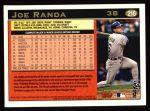 1997 Topps #216  Joe Randa  Back Thumbnail