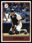 1997 Topps #291  Joe Girardi  Front Thumbnail