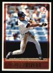 1997 Topps #403  Ruben Rivera  Front Thumbnail
