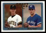 1997 Topps #481  Kris Benson / Billy Koch  Front Thumbnail