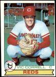 1979 Topps #281  Vic Correll  Front Thumbnail