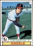 1979 Topps #291  Tom Griffin  Front Thumbnail
