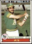 1979 Topps #261  Mario Guerrero  Front Thumbnail