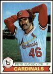 1979 Topps #407  Pete Vuckovich  Front Thumbnail