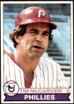 1979 Topps #675  Tim McCarver  Front Thumbnail