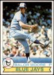 1979 Topps #238  Balor Moore  Front Thumbnail