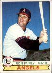 1979 Topps #580  Ron Fairly  Front Thumbnail
