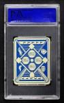 1951 Topps Blue Back #50  Johnny Mize  Back Thumbnail