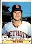 1979 Topps #541  Jim Slaton  Front Thumbnail