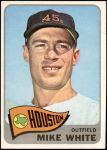 1965 Topps #31  Mike White  Front Thumbnail