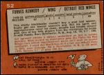 1959 Topps #52  Forbes Kennedy  Back Thumbnail