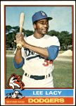 1976 Topps #99  Lee Lacy  Front Thumbnail