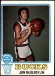 1973 Topps #123  Jon McGlocklin  Front Thumbnail