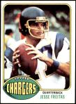 1976 Topps #237  Jesse Freitas  Front Thumbnail