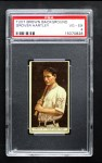 1912 T207 Broad Leaf BL Grover Hartley    Front Thumbnail