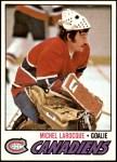 1977 Topps #177  Michel Larocque  Front Thumbnail