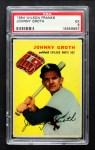 1954 Wilson Franks  Johnny Groth  Front Thumbnail