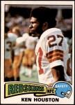 1975 Topps #519  Ken Houston  Front Thumbnail