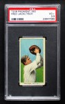 1909 T206  Fred Jacklitsch  Front Thumbnail