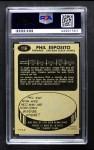 1965 Topps #116  Phil Esposito  Back Thumbnail